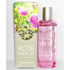 Yves Rocher Rose Fraiche 100ml edt L