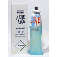 Moschino I love love edt 100 ml tester