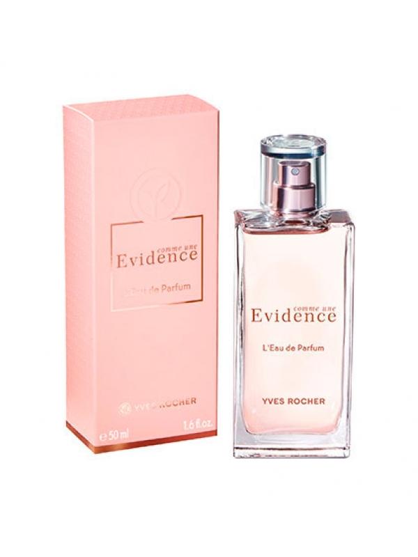 Yves Rocher Comme Une Evidence Leau De Parfum 100ml