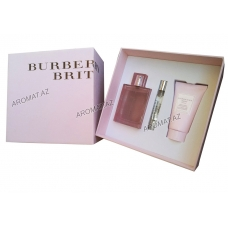 Burberry Brit Sheer set