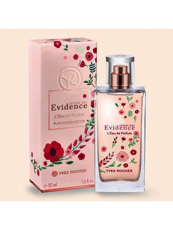 Yves Rocher Comme Une Evidence Leau De Parfum 50ml