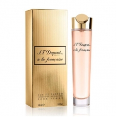 Dupont A La Francaise Pour Femme 100ml