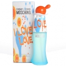 Moschino I Love love edt L