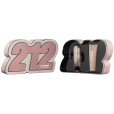 Carolina Herrera 212 VIP Rose set